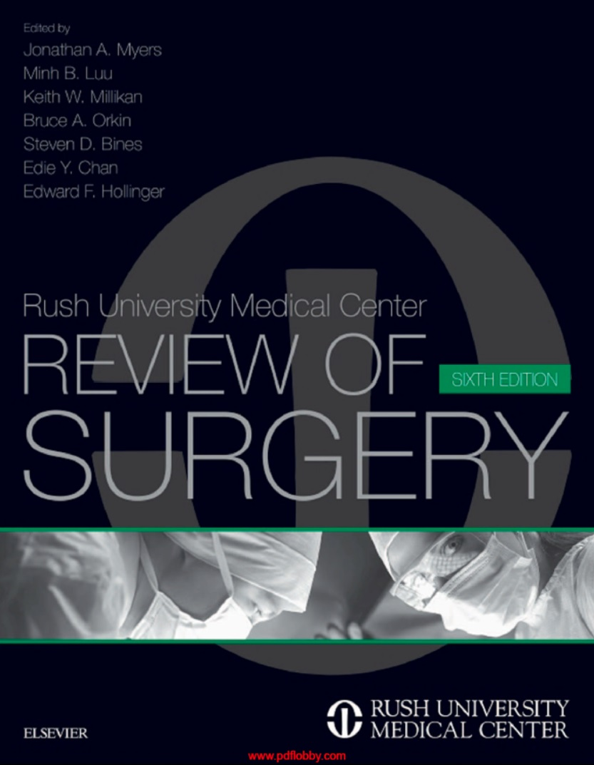 Rush university medical center review of surgery 6th edition   pdf.