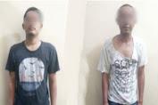 Satreskrim Polres Lebak, Berhasil Ungkap Dua Tersangka Ranmor