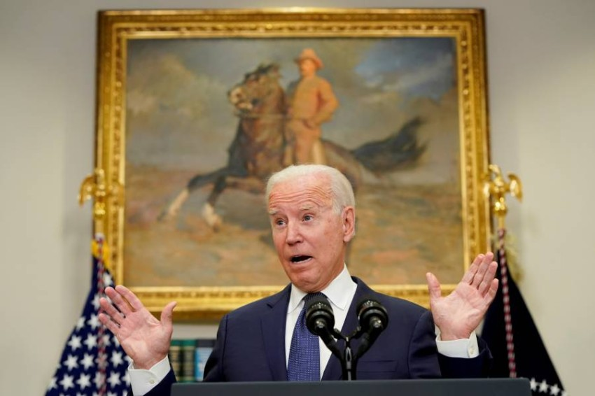 Joe Biden: We hope we don't have to extend the deadline for evacuation from Afghanistan US President Joe Biden said Sunday that he remains hopeful that evacuations in Kabul will be completed before August 31, the date his administration has set for the complete withdrawal of US forces from Afghanistan.