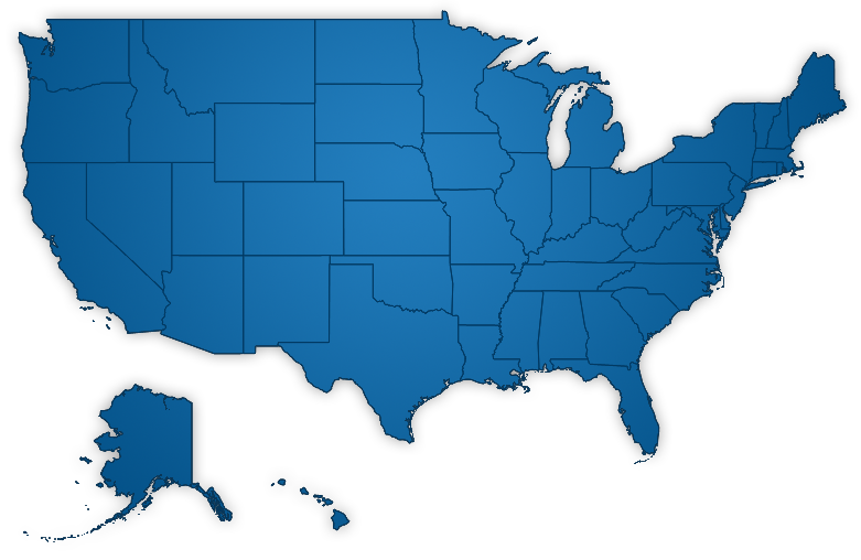 Senators By State Map.Top Ten U S Senators On Twitter Politicit