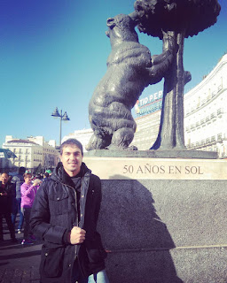 55 horas en la ciudad de Madrid