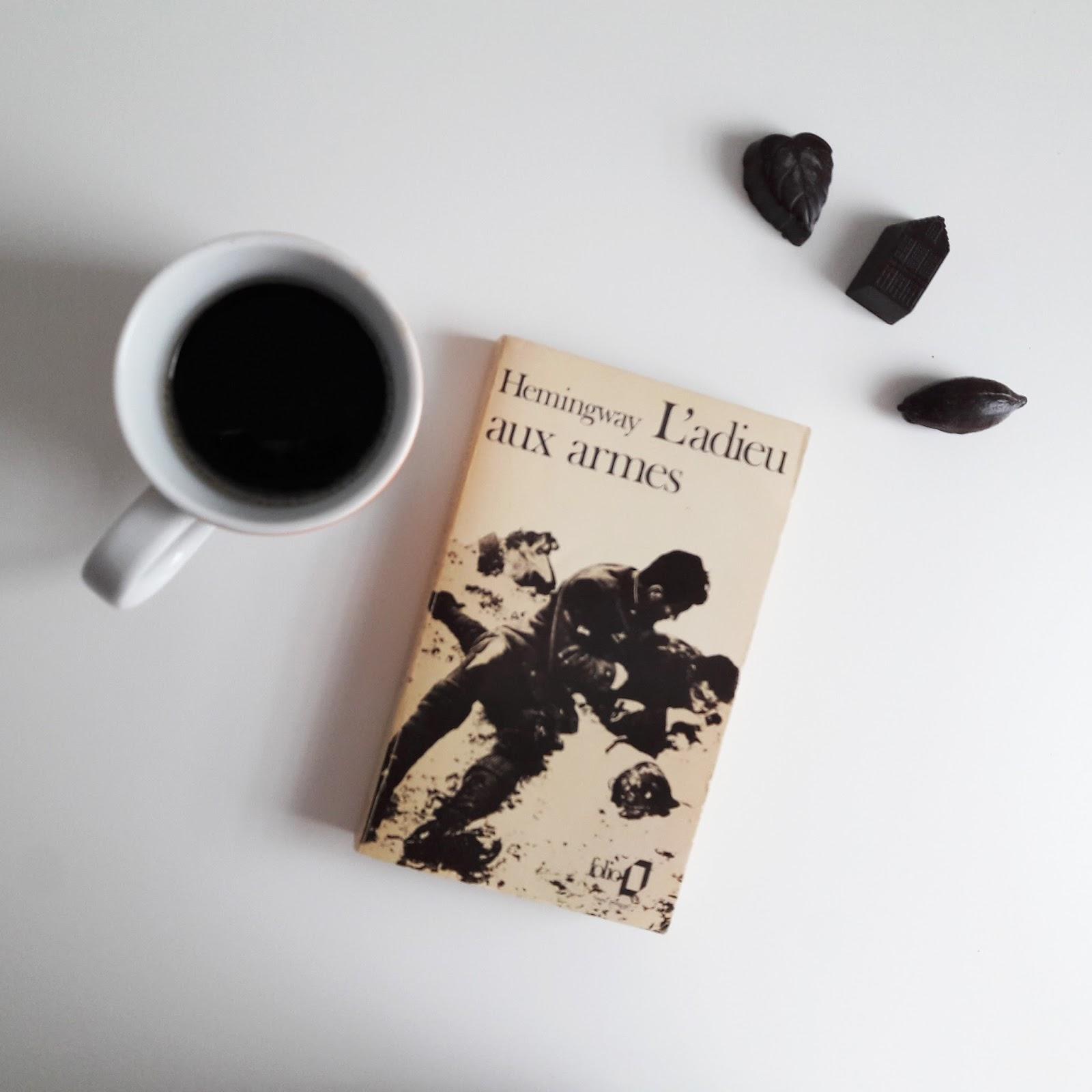 L'adieu aux armes d'Ernest Hemingway