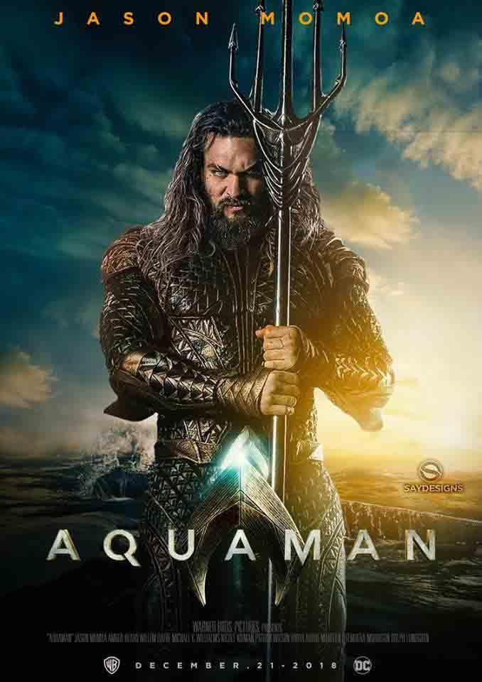 Hasil gambar untuk sinopsis film aquaman 2018