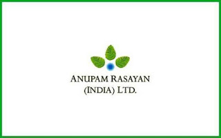 Anupam Rasayan Logo