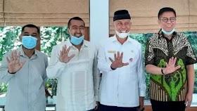 Mahyeldi Unggul Quick Count Pilgub Sumbar, Mulyadi: Ini Pilihan Rakyat