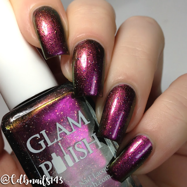 Glam Polish-The Lion and the Rose