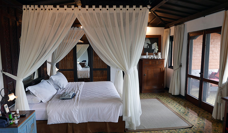 Euriental | fashion & luxury travel | 2 Days in Central Java, Mesa Stila room
