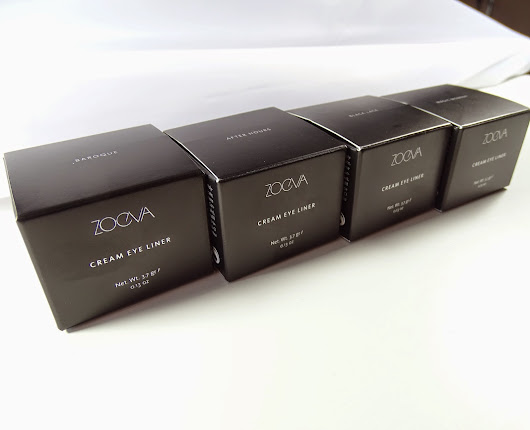 Zoeva, Cream eye liner