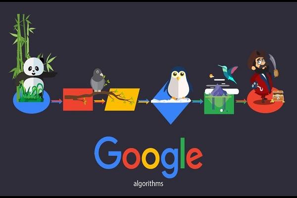 Google Algorithm Update for Spam Backlinks