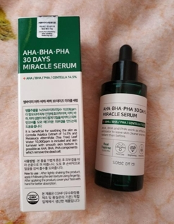 2. AHA.BHA.PHA 30 Days Miracle Serum 10 mL