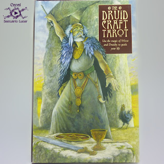 The Druid Craft Tarot - Box (Open with Book)