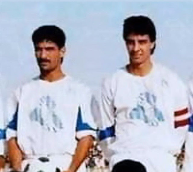 تفاصيل وحقائق حول وفاة اسطورة الكرة العراقية أحمد راضي بسبب فيروس كورونا اليوم؟