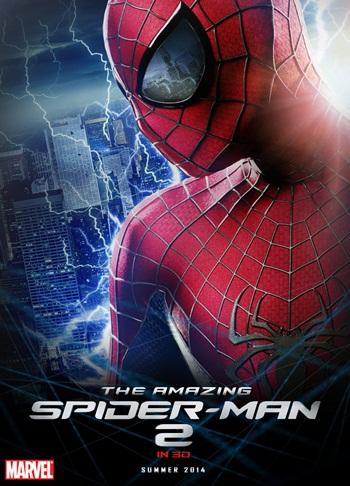 El Sorprendente Hombre Araña 2 DVDRip Latino