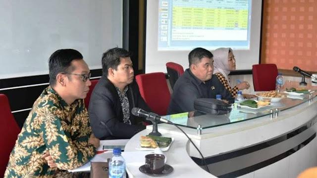 DPRD Jabar Evaluasi Mitra Kerja Triwulan III Tahun 2019 dan Rencana Kerja 2020.