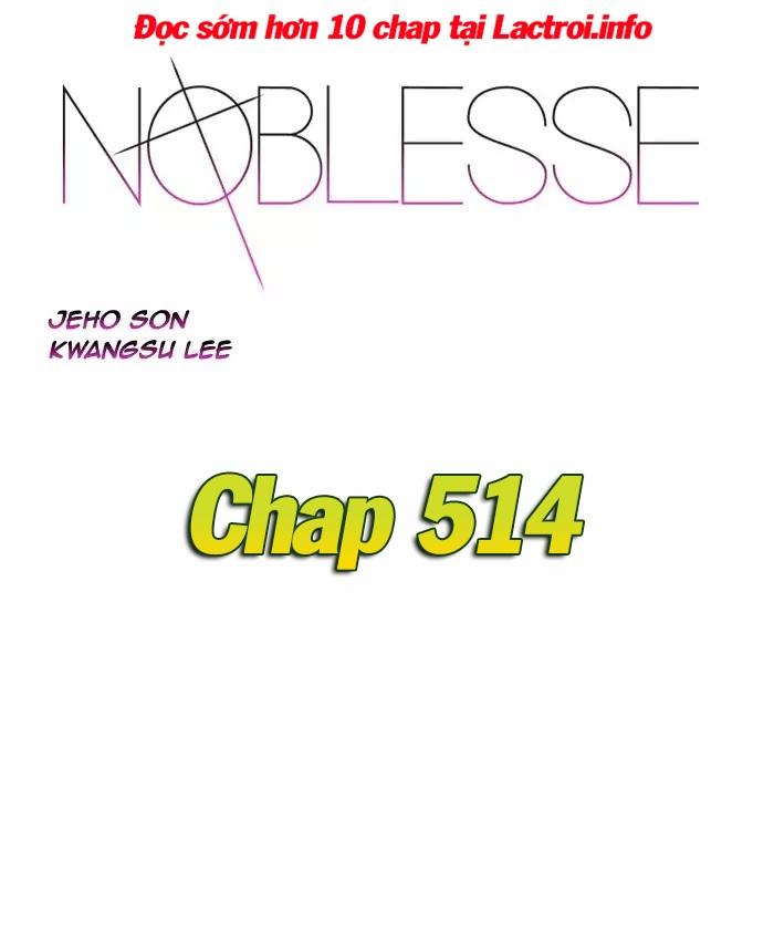 Quý Tộc Ma Cà Rồng Chap 514 page 3