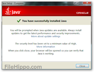 تحميل برنامج جافا java runtime environment اخر اصدار 2019 ويندز 7 و8 و10  للكمبيوتر مجانا