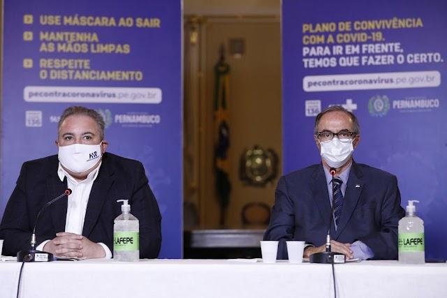 Pernambuco proíbe a utilização de som em espaço público e estabelecimento comercial por 30 dias