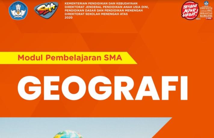 Modul Geografi SMA Kelas XI Tahun 2020