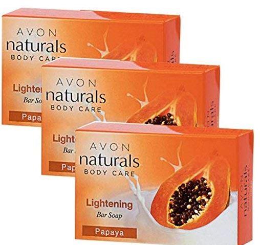 Avon Naturals Fairness Bar Soap