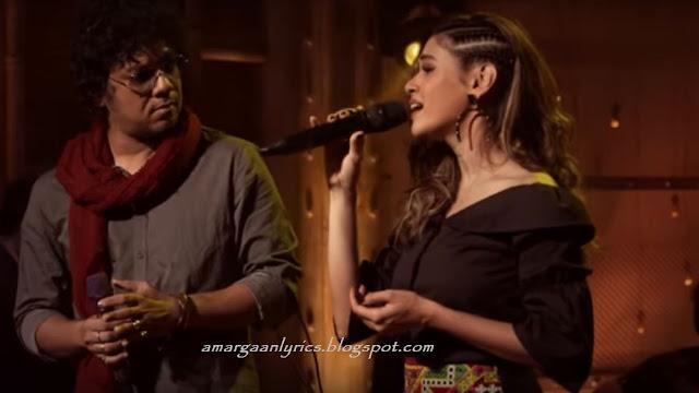 Aajo cholechi lyrics(আজও চলেছি) | Papon, Shalmali