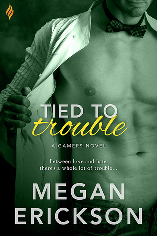Tied to Trouble book cover