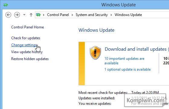 Bahaya Menonaktifkan Windows Update dan Cara Menyesuaikan Penggunaannya 6