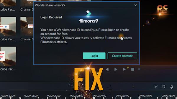 Cara Mengatasi Error Pada Effect Filmora