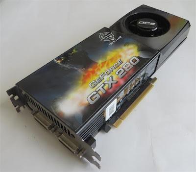 ダウンロードNvidia GeForce GTX 280最新ドライバー