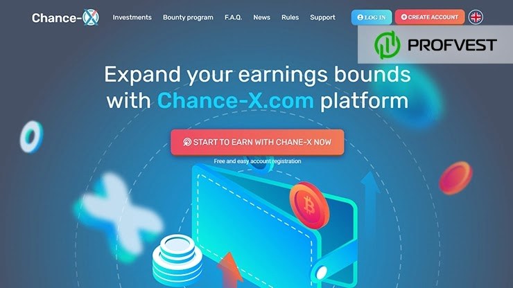 Chance-Х обзор и отзывы HYIP-проекта