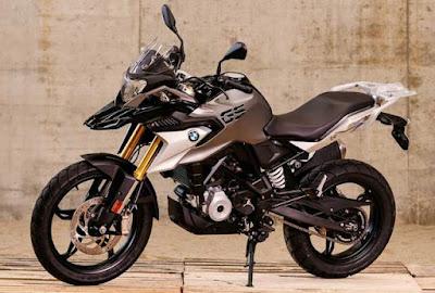 BMW  G310 GS Direncanakan di Boyong ke Indonesia.