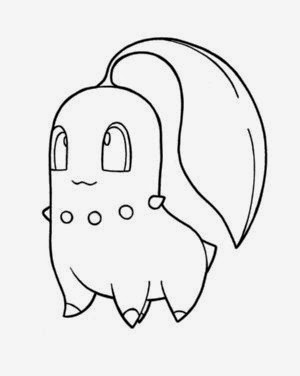 Free Coloring Pages Of Pokemon Mew Para Colorear