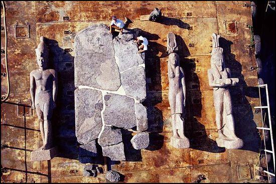 Héraklion elveszett városa felfedi titkait