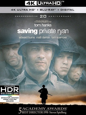 O Resgate do Soldado Ryan 4K Ultra HD Torrent Download