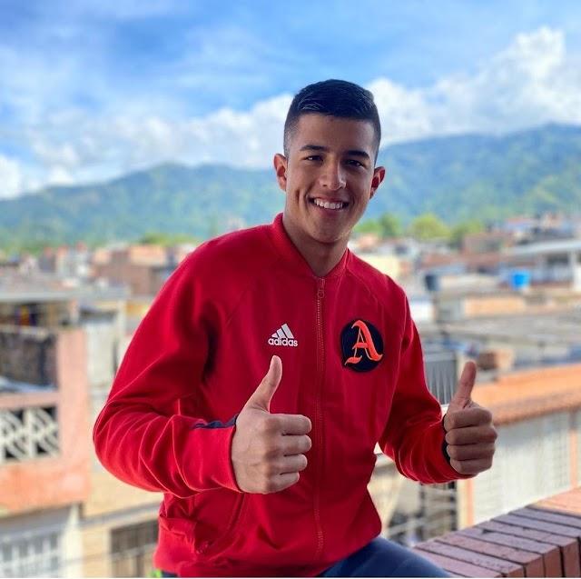 JC Rodríguez regresó a casa