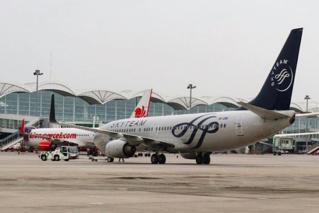 Jumlah penumpang di Bandara Kualanamu Deli Serdang Alami Peningkatan