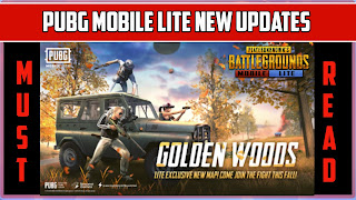 Pubg mobile lite new updates full information and details
