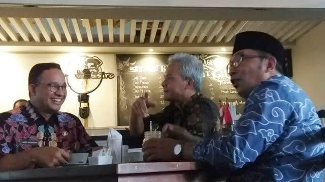 Kalahkan RK juga Ganjar, Anies jadi Gubernur Termasyhur dan Tervokal 2020