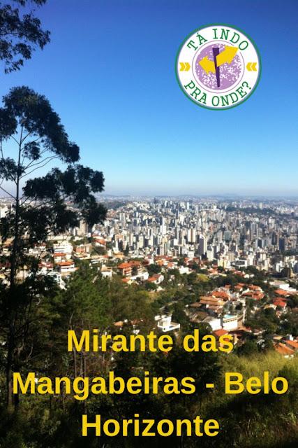 Mirante das Mangabeiras em Belo Horizonte
