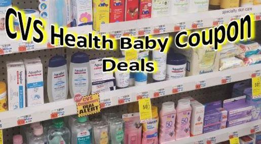 cvs health baby coupon deals