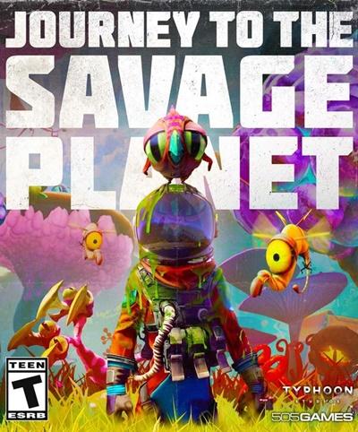 โหลดเกมส์ Journey to the Savage Planet