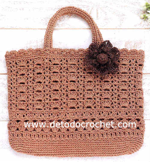 Free Crochet Bag Patterns To Download : Crochet Bags Patterns PDF - Free Download Free Crochet Patterns