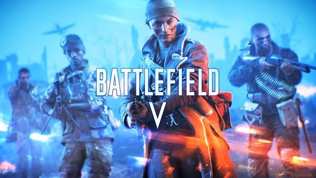 الكشف رسميا عن عرض إطلاق لعبة Battlefield V ، حماس منقطع النظير ..