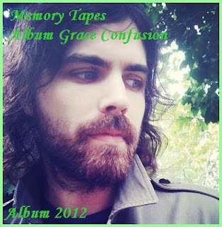 Memory Tapes Album Grace Confusion cover