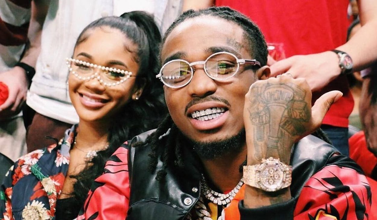 LAPD Reportedly Investigating Quavo And Saweetie Elevator Altercation