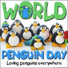 National Penguin Day Wishes Unique Image