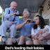 Dads feeding their babies...