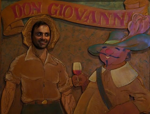 Vinícola Don Giovanni em Pinto Bandeira