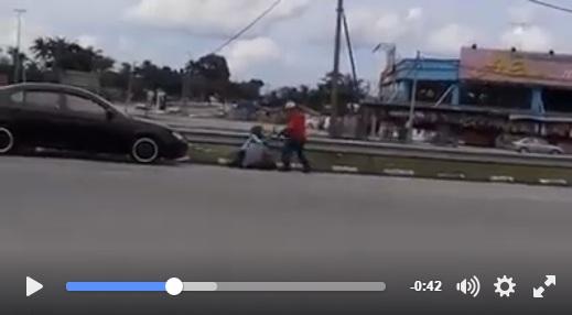 Lelaki Pukul Isteri Guna Kasut Di Tahan Polis, Punca Sebenar Di Dedahkan