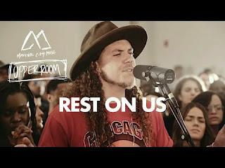 DOWNLOAD: Rest On Us - Maverick City Music x UpperRoom [Mp3, Lyrics, Video]