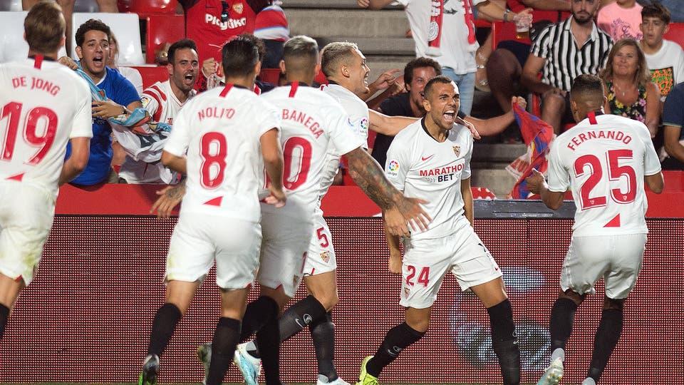 نتيجة مباراة اشبيلية وغرناطة بتاريخ 25-01-2020 الدوري الاسباني